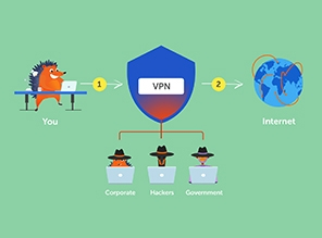 Benefits of a Virtual Private Network (VPN) for IT professionals